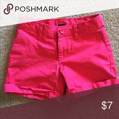 Girls Gap 7 shorts Euc. Smoke and pet free home GAP Bottoms Shorts