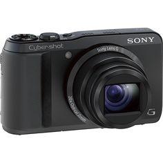 Sony CyberShot DSC-HX20V Black $329
