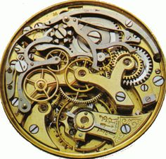 inside of a clock | Time Measuring Devices Throughout The History | Socyberty