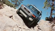 The Toyota FJ Cruiser has been discontinued. If you are a current FJ Cruiser owner, you can still count on getting great service from Toyota Service Centers. Jeep Liberty, Jeep Wrangler Unlimited, Motorcycle Camping, Camping Gear, Jeep Grand Cherokee, My Dream Car, Dream Cars, Fj Cruiser Interior, Jeep Car Images