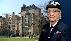 Calhoun College will be renamed in honor of Grace Murray Hopper, a trailblazing computer scientist who also served as a rear admiral in the U.S. Navy. (Image of Hopper from the public domain)