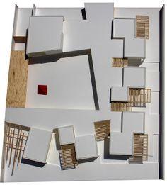 FINALISTA · Concurso de ideas Centro de Educación Infantil Son Dameto d´Alt. Palma de Mallorca 2007. (Enrica Santacruz Sastre Y Miriam Chantal Castro Santana)