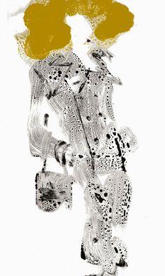 Aurore de La Morinerie #fashion #illustration
