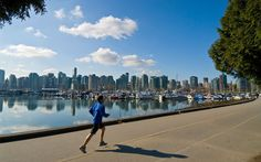 Vancouver: Vancouver routinely ranks among the most livable cities in the world, and it's easy to see why. Its pristine setting along the Pacific, with forested trails, waterfront routes, and mountains, is a top draw for health and fitness enthusiasts.