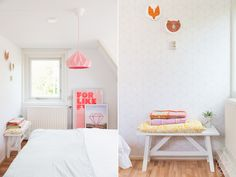 Our new bedroom & a Leen Bakker give-away