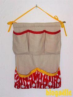 un range-serviettes