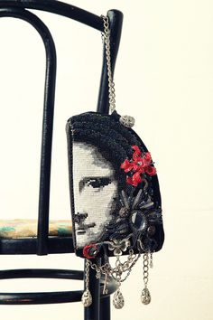 The handbag, My Dear Mona Lisa. 2012. Tamuna Lezhava.