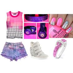 fashionista means pink