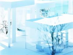 ハウスB | office of kumiko inui Architectural Models, Landscape, Architecture, Projects, Mockup, Arquitetura, Scenery, Blue Prints, Landscape Paintings