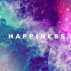 Galaxy Leggings Happiness