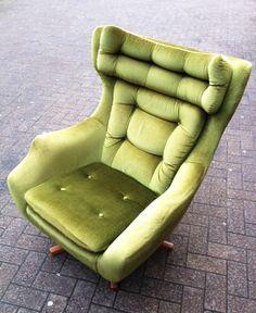 Reupholstered Parker Knoll Egg Chair Ss Parker Knoll - Parker knoll egg chair
