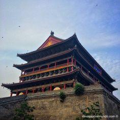 Torre de la Campana, Xi'an