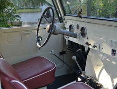 1962 International Harvester Scout 80 Interior
