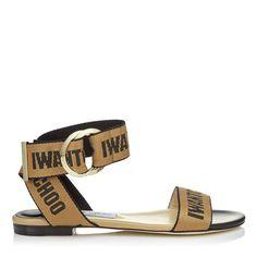 32248471770 BREANNE FLAT. Strappy SandalsLeather SandalsFlat SandalsDesigner  SandalsBlack FlatsJimmy ChooClothes ...