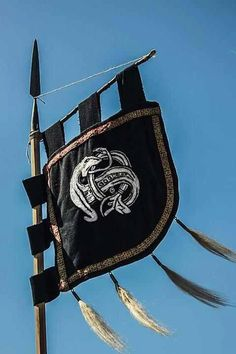 Viking Flag.