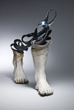 Haejin Lee, ceramic sculptures - ego-alterego.com