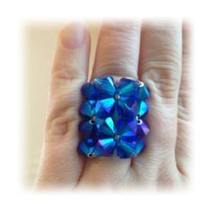 """""""Razzle RockCandy""""     Expression Rings of Hope"""