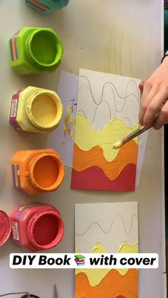 Diy Crafts For Girls, Diy Crafts To Do, Diy Crafts Hacks, Diy Arts And Crafts, Cute Crafts, Book Crafts, Paper Crafts, Easy Crafts, Creative Crafts