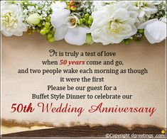 Of the marriage anniversary celebration of our grandparents we are organizing a surprise party. you are invited for a fulfilling evening on ( date). 50th Anniversary Invitations, Wedding Anniversary Celebration, Golden Wedding Anniversary, Marriage Anniversary, Anniversary Cards, Taylor Swift Youtube, Nick Names For Boys, Invitation Wording, Invite
