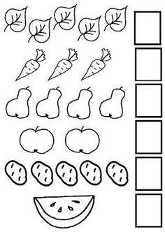1 million+ Stunning Free Images to Use Anywhere Nursery Worksheets, Printable Preschool Worksheets, Kindergarten Math Worksheets, Preschool Learning Activities, Worksheets For Kids, Preschool Activities, Numbers Preschool, Math Numbers, Math For Kids
