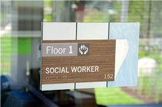 L&H Wayfinding Signs for your Project