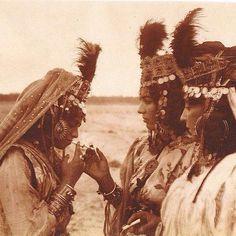 Berber women, Morocco.