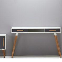 mesa escritorio diseno estilo escandinavo
