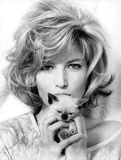 """Italian actress Monica Vitti""""...1960's"""