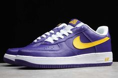 2019 Nike Air Force 1 La Deep Purple Canyon Gold-White 630117-571  SIZE AVAILABLE: (Women)US5.5=UK3=EUR36 (Women)US6=UK3.5=EUR36.5 (Women)US6.5=UK4=EUR37.5 (Women)US7=UK4.5=EUR38 (Women)US7.5=UK5=EUR38.5 (Women)US8=UK5.5=EUR39 (Men)US7=UK6=EUR40 (Men)US7.5=UK6.5=EUR40.5 (Men)US8=UK7=EUR41 (Men)US8.5=UK7.5=EUR42 (Men)US9=UK8=EUR42.5 (Men)US9.5=UK8.5=EUR43 (Men)US10=UK9=EUR44  Tags: Nike Air Force 1 Model: NIKEAIRFORCE-630117-571 5 Units in Stock Manufactured by: NIKEAIRFORCE1 Air Force 1, New Nike Air Force, Nike Footwear, Nike Shoes, Sneakers Nike, Deep Purple, Basketball Shoes, Model, Gold