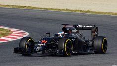 https://flic.kr/p/KejJ5h | McLaren MP4-31 / Fernando Alonso / ESP / McLaren Honda