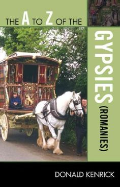 The A to Z of the Gypsies (Romanies) (Paperback)