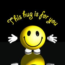 The perfect Hug Emoticon Emoji Animated GIF for your conversation. Discover and Share the best GIFs on Tenor. Smiley Emoticon, Emoticon Faces, Smiley Faces, Hug Smiley, Hug Images, Emoji Images, Emoji Pictures, Face Images, Love Smiley
