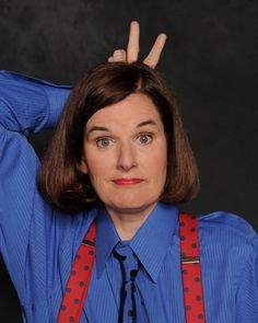 Tickets on Sale 06/22 at 12pm - Paula Poundstone on Sat, 09/15 at TPAC's Polk Theater. Click for more information.