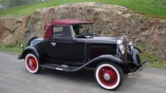 1931 Chevrolet Independence Convertible