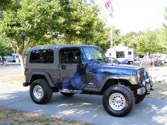 OME Ultimate LJ - Jeep Wrangler Forum