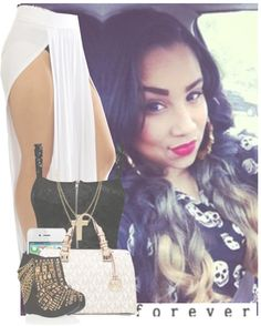 """""""It's always about you"""" by young4ever-x0 ❤ liked on Polyvore"""