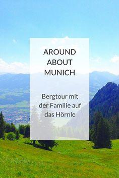 Passend zum schönen Herbstwetter möchten wir euch heute eine Bergtour vorstellen, die sich auch wunderbar mit kleinen Kindern in der Kraxn realisieren lässt. Wir besteigen gleich drei Gipfel: das vordere, mittlere und hintere Hörnle. Bei guter Sicht habt Ihr hier einen herrlichen Rundblick auf die Ammergauer Alpen, auf das Wettersteingebirge und die bayerischen Seen. #wandern #münchen #bayern #oberammergau #hörnle #familie #kinder