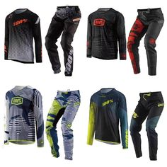 Biker Outfit 2019 Motocross Pant And Jersey Combo Men s Dirt Bike Off Road  Gear 2280a1158