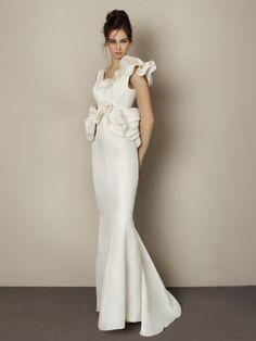#Micie.#ANTONIORIVA#weddingdress#weddinggown#シルクオーガンジー#ミーチェ#ウエディングドレス#newcollection#新作#アントニオリーヴァ