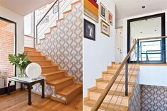 hall de entrada con escalera - Buscar con Google