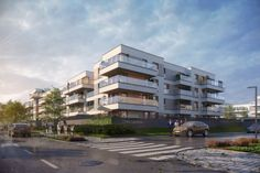 CGarchitect - Professional 3D Architectural Visualization User Community | Housing in Lublin