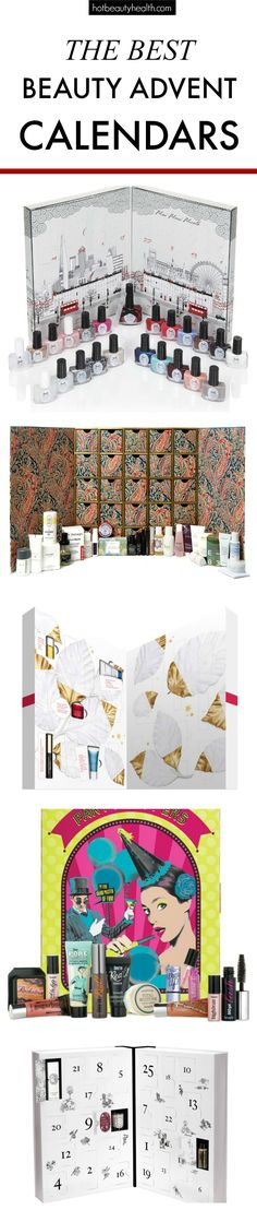 Best Beauty Advent Calendars for Christmas 2018 Looking for Christmas gift ideas for her? Check out this huge list of beauty advent calendars!Looking for Christmas gift ideas for her? Check out this huge list of beauty advent calendars! Christmas Gifts For Teenagers, Top 10 Christmas Gifts, Christmas Nails, Christmas 2019, Christmas Design, Holiday Gift Guide, Holiday Crafts, Holiday Ideas, Christmas Ideas