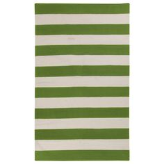 Surya Frontier Medium Stripe Green Hand Woven Flatweave Rug. 10 YEAR ANNIVERSARY SALE! SAVE 20% OFF SITEWIDE* THRU 10/19 WITH CODE 10YEARS! #laylagrayce