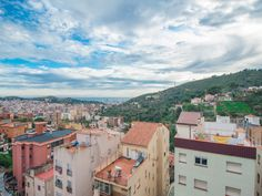 In a Barcelona that gazes towards the Mediterranean Sea, it becomes essential to have a big lung to oxygenate the metropolis, that is the Collserola Park. Mediterranean Sea, Lunges, Grand Canyon, Skyline, Real Estate, Park, Blog, House, Travel