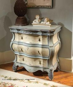 annie+sloan+chalk+paint+ideas | Annie Sloan Chalk Paint Samples and Ideas / Small Riviera Chest