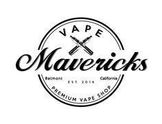 Designs | Create a logo for a quickly rising industry. Vape Mavericks! | Logo design contest