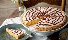 Esterhàzy-Torte Rezept   Dr. Oetker Esterhazy Torte, Ricotta Torte, Oreo Torte, Tiramisu, Pie, Ethnic Recipes, Desserts, Food, Cute Baking