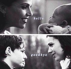 I fell bad for Regina she grew on me this season