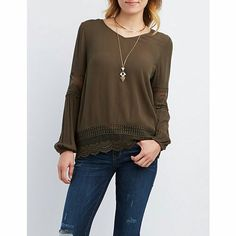 Love this top!