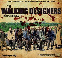 The Walking Designers | Chistes para Diseñadores Gráficos - Taringa!